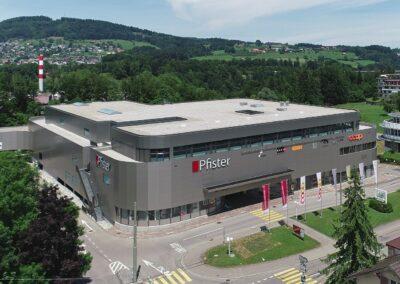 Einkaufszentrum Lerchenfeld, St. Gallen