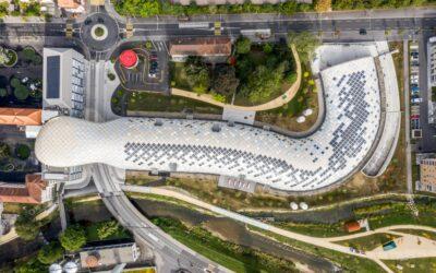 Internationaler Holzarchitektur-Preis für das neue Swatch Gebäude